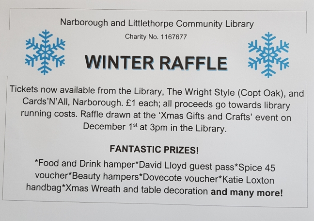winter raffle 2108 media