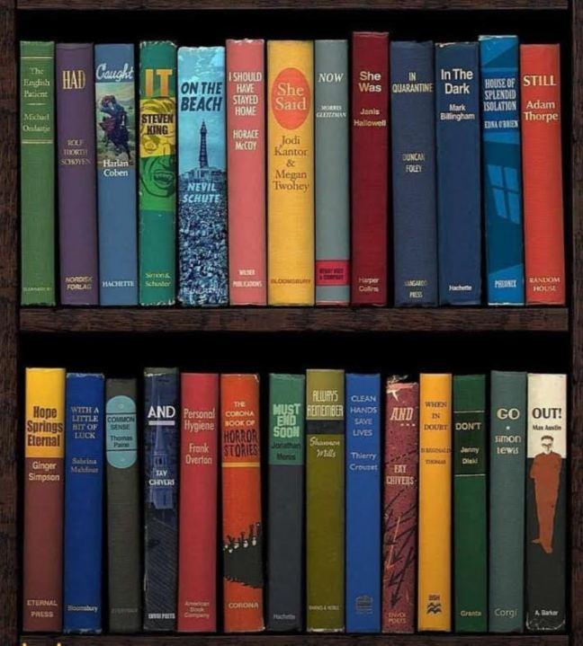 Covid -19 Books